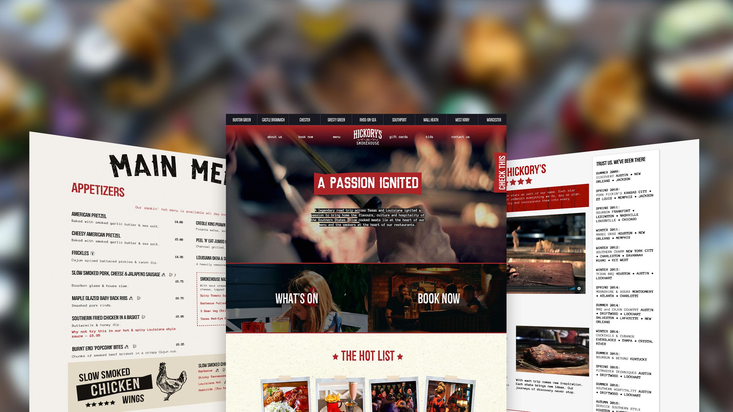hickorys website
