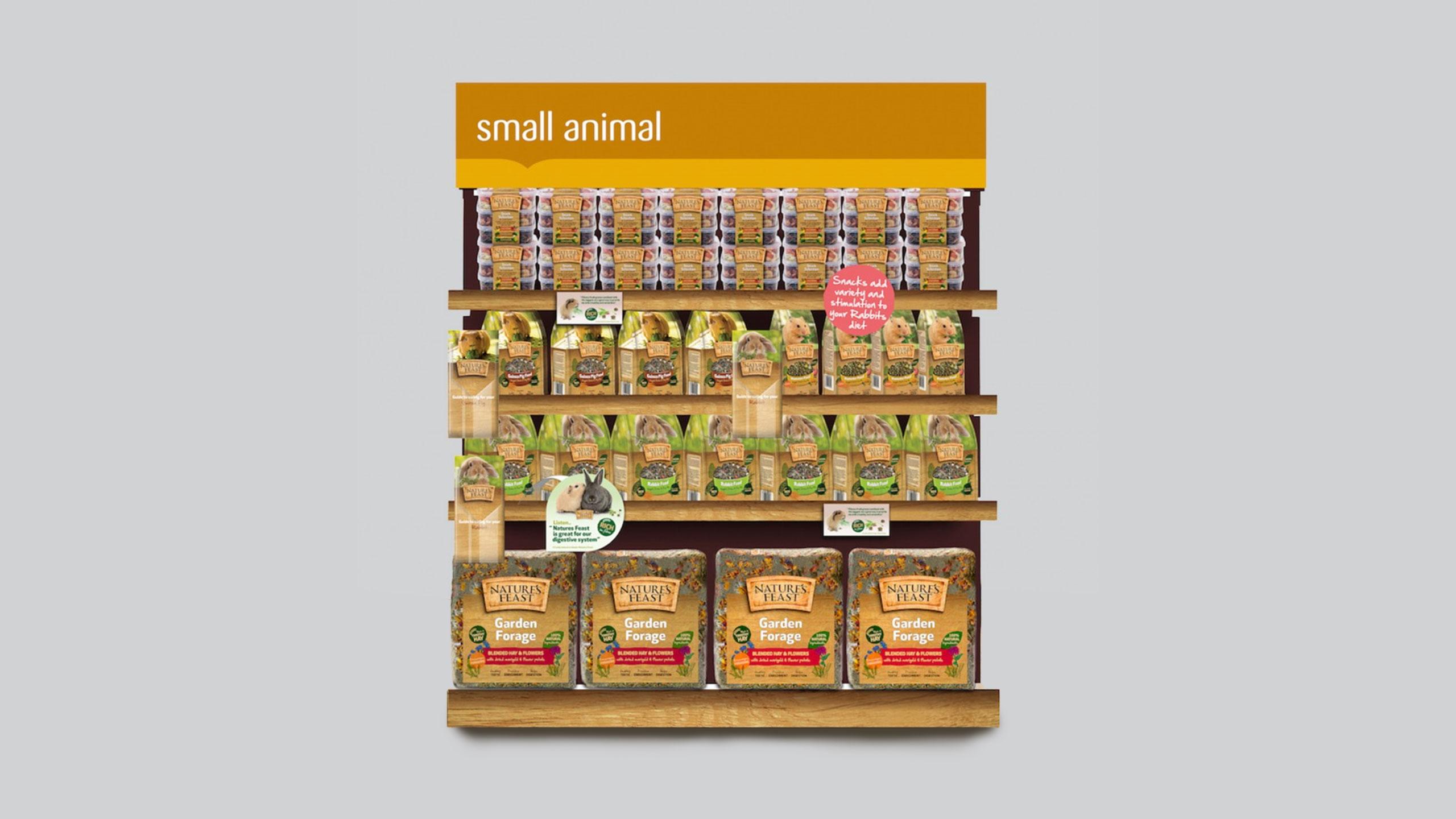 shelf branding