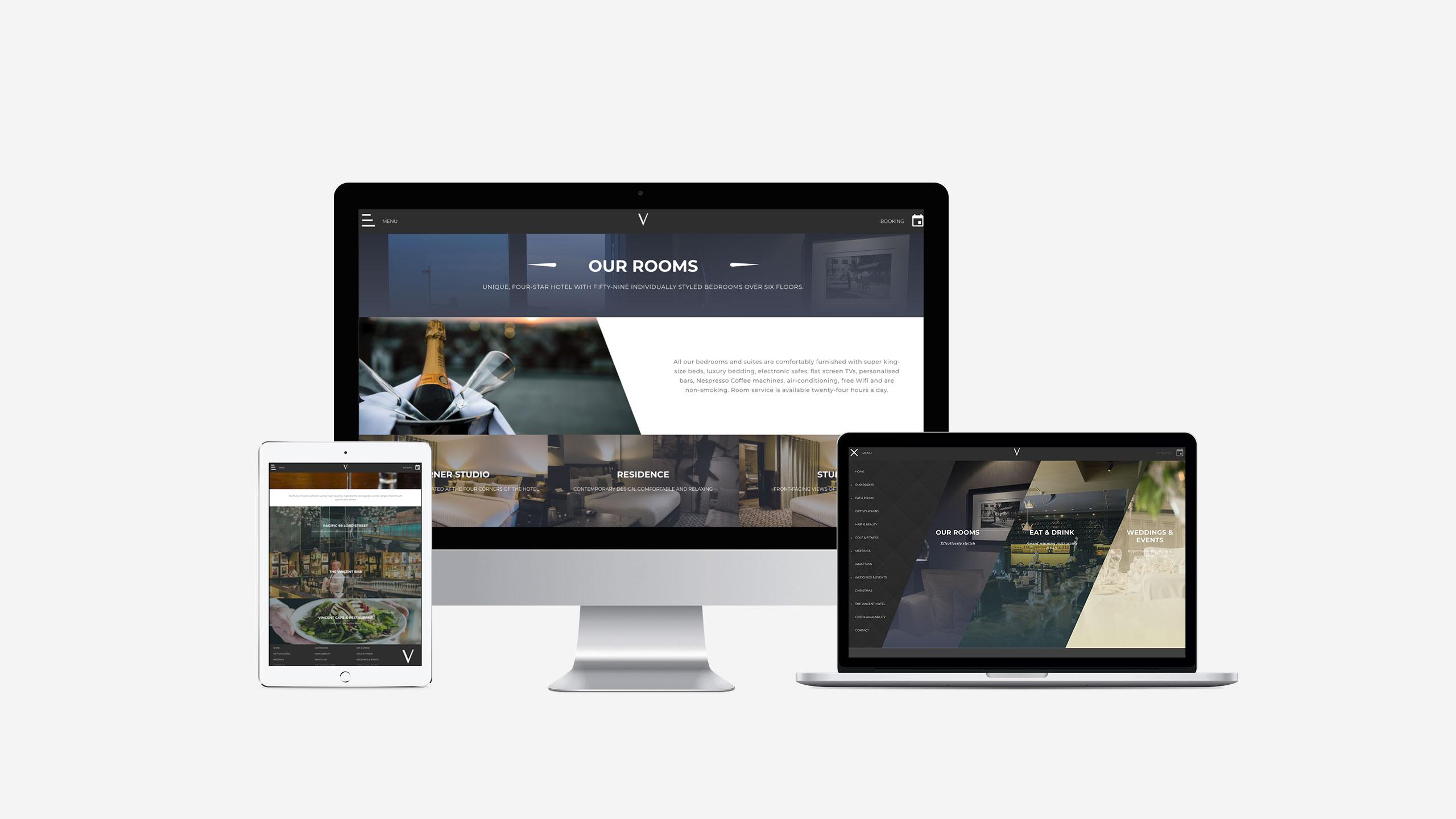 vincent website