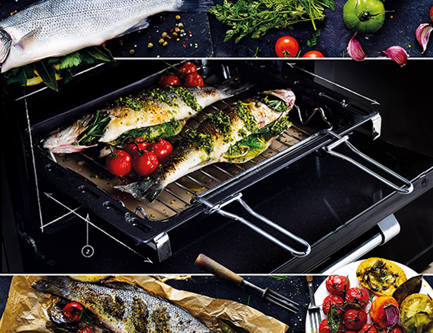 stoves fish