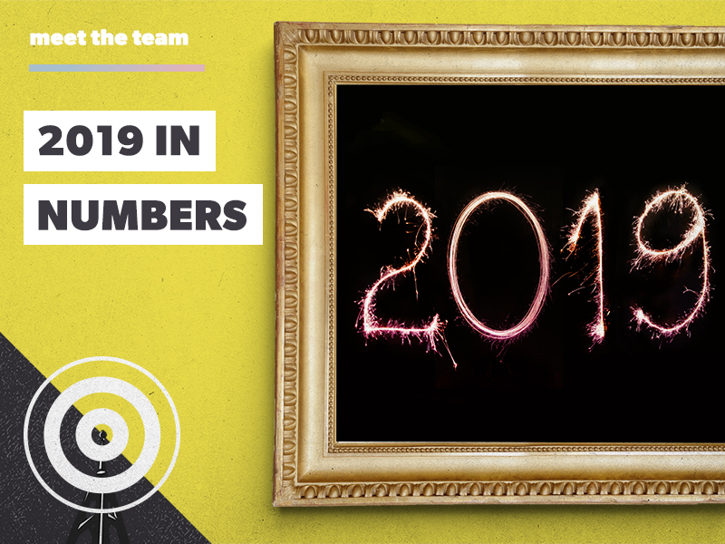 2019: Our Year in Numbers