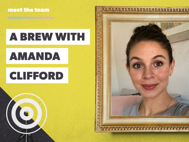 A brew with Amanda Clifford: our gin loving, go-getter