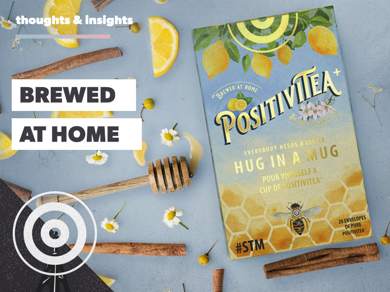 Positivitea: Brewed at Home