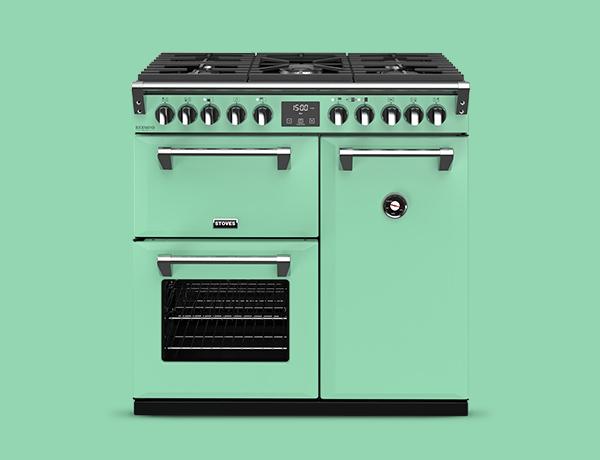 Colour Boutique Stoves cooker colour
