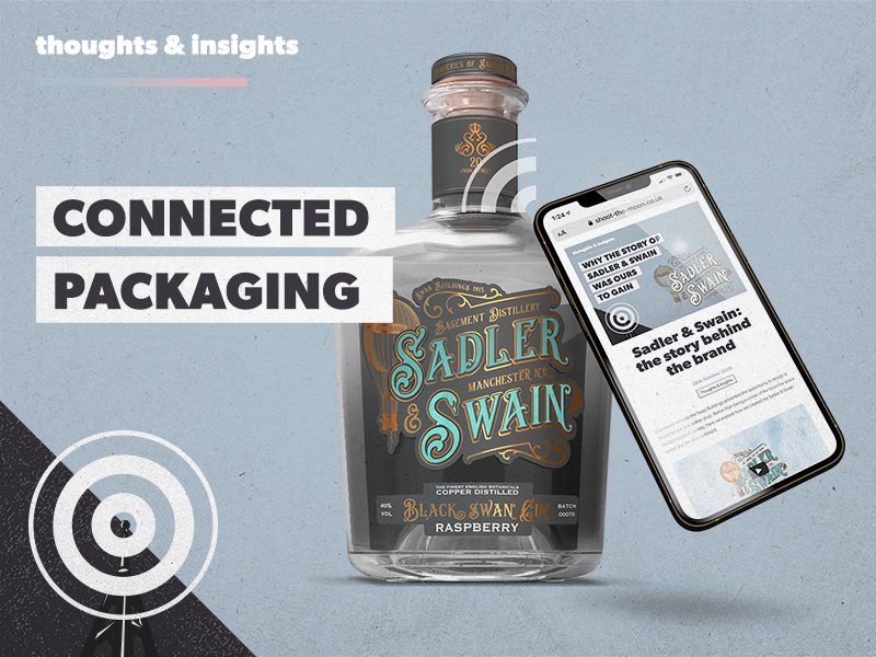 Connecting packaging to the online world