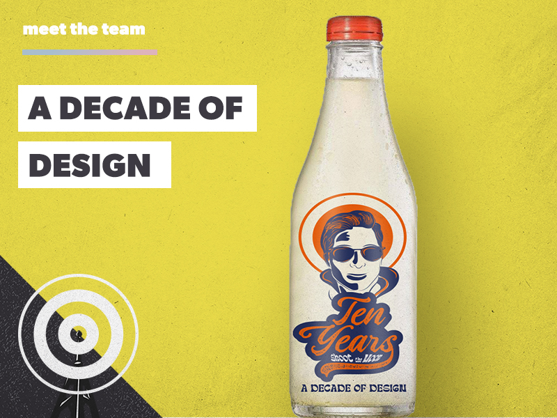 A Decade of Design with Jon