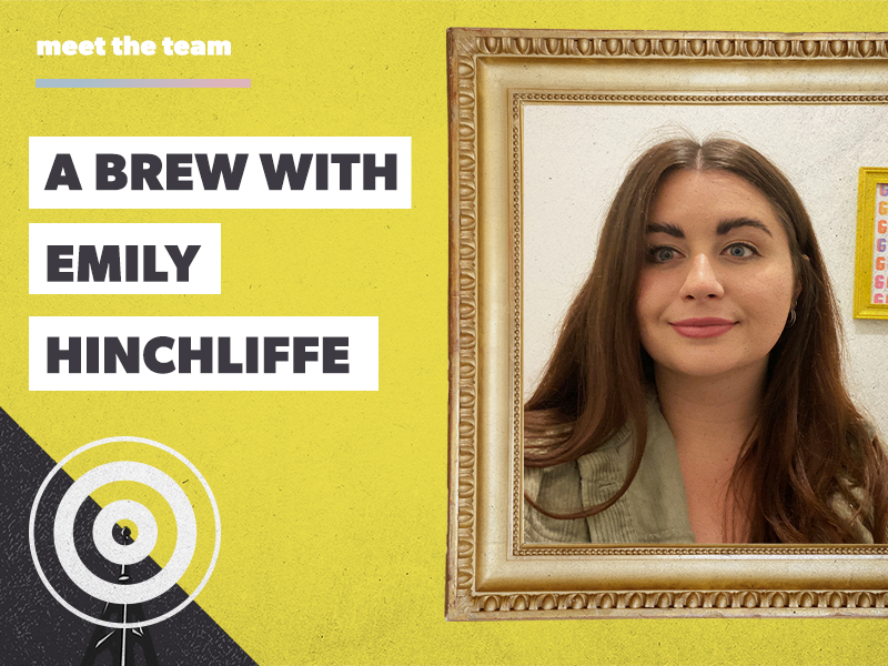 A brew with Emily H: a top accomplisher