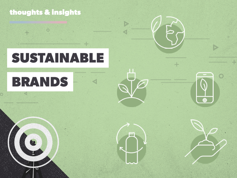 Sustainable marketing: moving brands towards a greener future