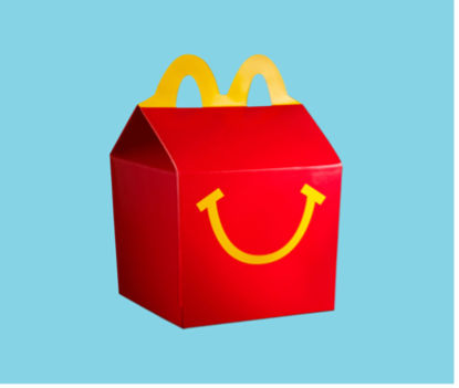 McDonalds Product Packaging Design