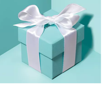 Tiffany's Product Packaging Design
