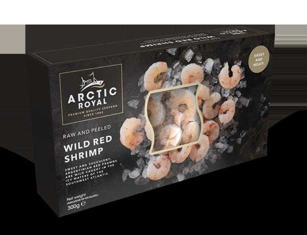Wild Red Shrimp Box C
