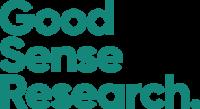 Good Sense Research logo